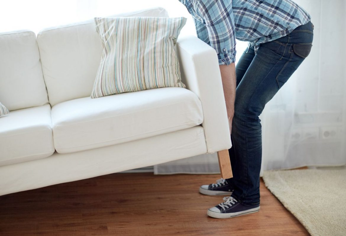 professional furniture movers